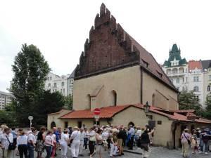 La Synagogue Vieille Nouvelle, la plus vielle synagogue européenne en activité