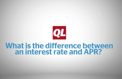 Video: The Difference Between Mortgage Rates and APR | ZING Blog