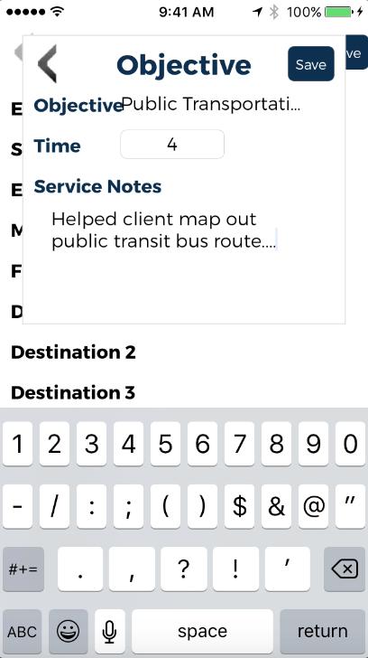 ILS service notes