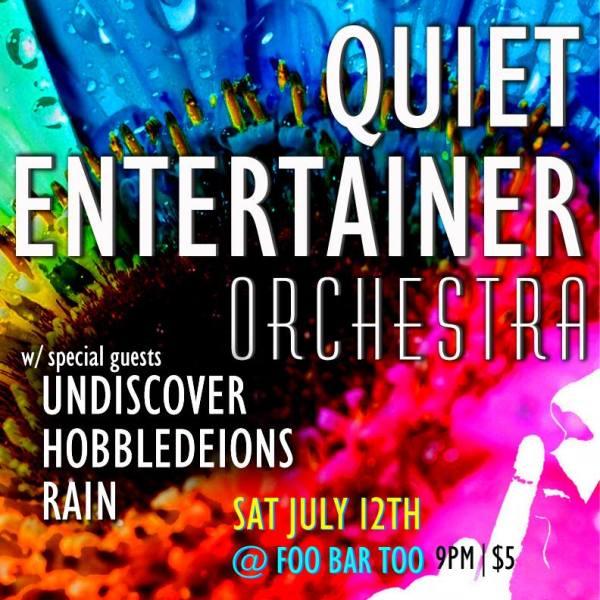 quiet entertainer orchestra  foobar nashville