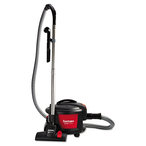buying guide: quiet vacuum cleaners | quiet home lab