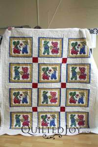 Jean's Sunbonnet Sue and Overall Sam Quilt