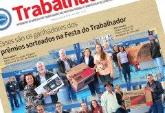 Jornal Tribuna do Trabalhado - Edição Julho 2014