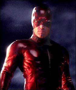 Quelle est la particularité de Daredevil ?