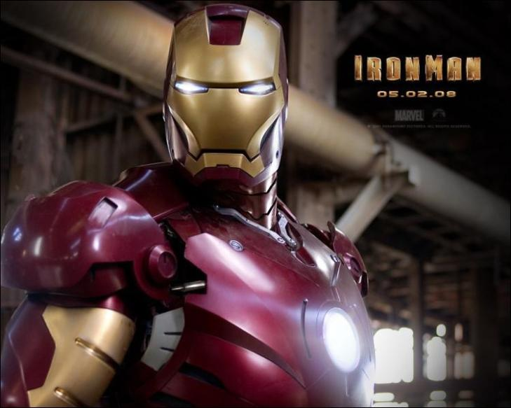 D'où vient la puissance d'Iron Man ?