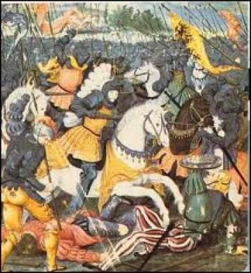 La bataille de Marignan eut lieu en . . .