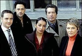 Quel est le nom de cette série TV ?