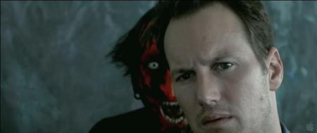 Dans quelle série de films peut-on voir ce démon au visage rouge ?