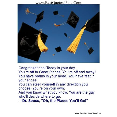Medium Crop Of College Graduation Quotes