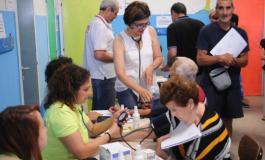 Giornata di prevenzione. Oltre cento persone hanno goduto di una serie di visite ed esami gratuiti.