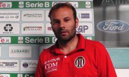 Virtus Entella - Massese 1 - 1 Intervista a C. Zanetti del 20/08/17
