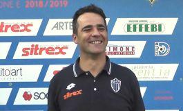Sporting Trestina - Massese 1 - 0 Intervista a E. Cerbella del 20/10/18