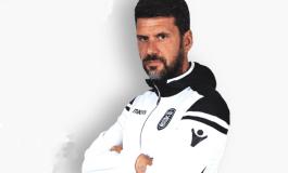 Cristiano Bacci vince il campionato greco di massima serie