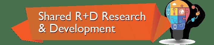 Shared R+D Research & Development