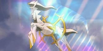 Il Pokémon Primevo Arceus è disponibile oggi presso GameStop