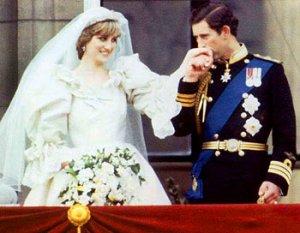 ダイアナ妃結婚式