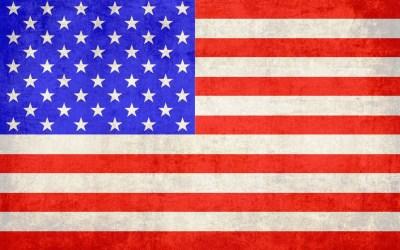 Флаг США обои для рабочего стола, картинки и фото - RabStol.net