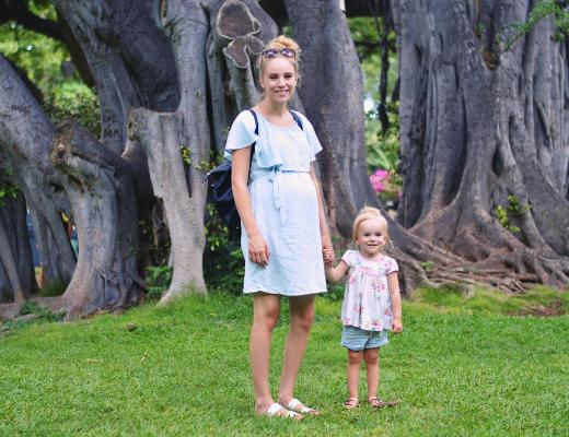 10 Things To Know About Visiting The Honolulu Zoo by travel blogger Rachael Burgess
