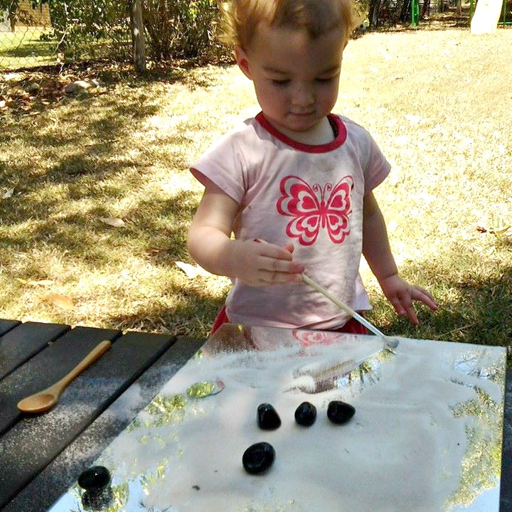 loose parts play reggio toddler