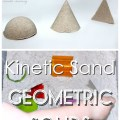 Kinetic Sand Geometric Solids Racheous - Lovable Learning