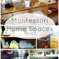 Montessori Home Spaces Racheous - Lovable Learning