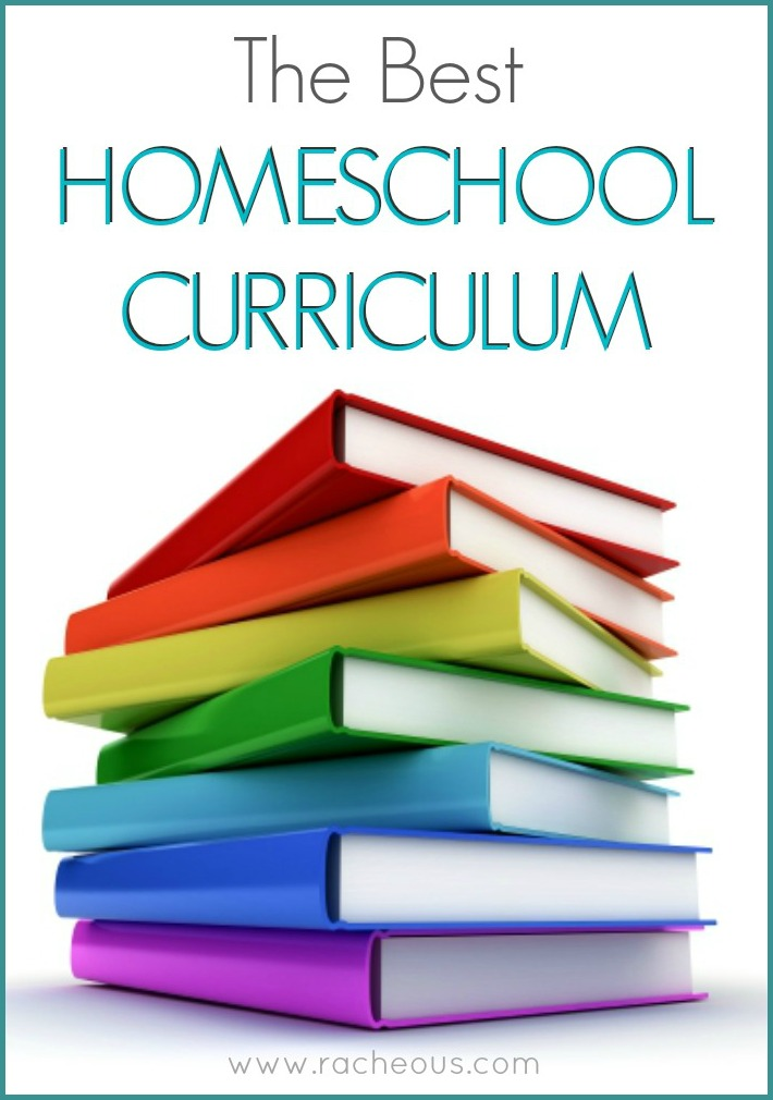 The Best Homeschool Curriculum