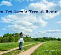 teen at home 2