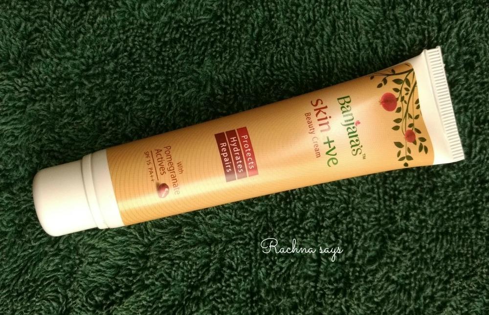Banjara's Skin +ve Face Cream — User Review
