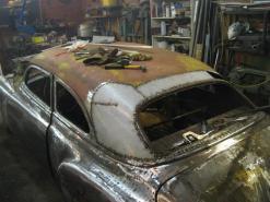 No Simple Build: One '50 Chevy Chop Top