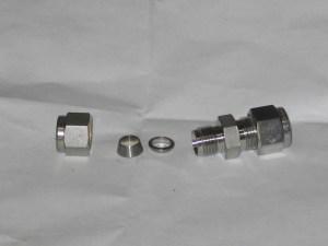 Yor-Lock tubing connector