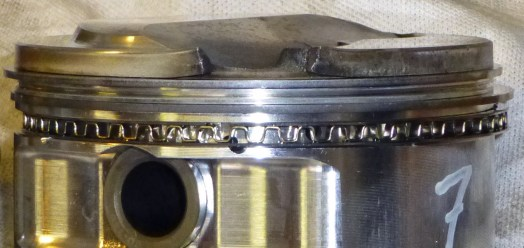 427W piston