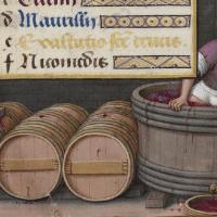 La boisson au Moyen Age, c'est pas d'la piquette ! (enfin, si)