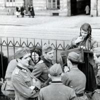 Hans et Sophie Scholl, frère et sœur guillotinés par les nazis