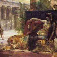 Cléopâtre, ses amours, ses emmerdes