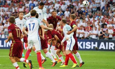 Anglia - Rusia (sursa England Football Team) euro 2016