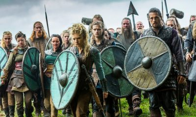 VIKINGS - Series 3 - The following copyright line must be used in conjunction with all of these images: VIKINGS © 2016 TM Productions Limited / T5 Vikings IV Productions Inc. All Rights Reserved. An Ireland-Canada Co-Production.