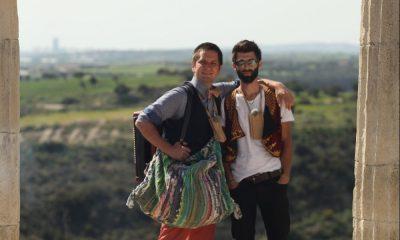 Octavian Strunila si Paul Ipate