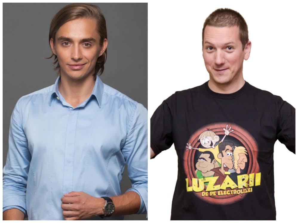 Matinualul de la PRO FM va avea doi colegi noi: Unguru' Bulan si Sebastian Cotofana