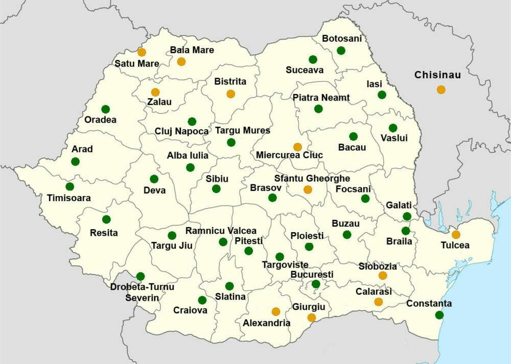 romania-harte-orase