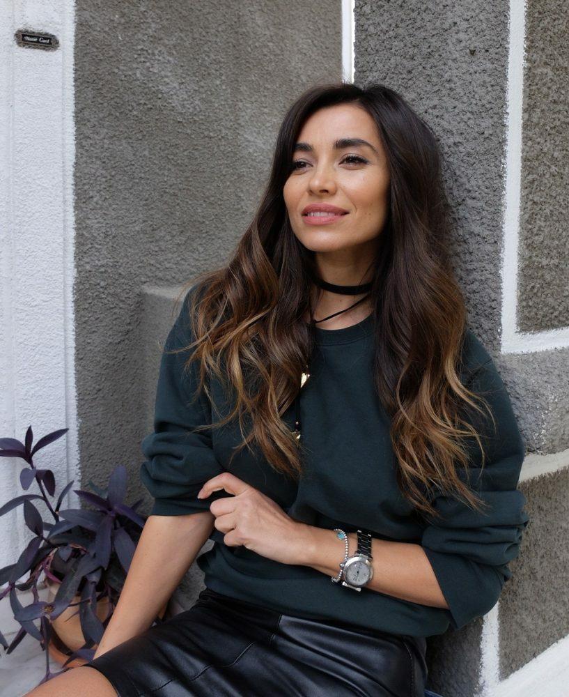 Lili Sandu se alătura echipei PRO TV! Vedeta va fi Reporter V în show-urile LIVE VOCEA ROMÂNIEI!