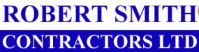 Robert Smith Contractors, Blairgowrie