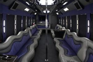 silver bullet interior
