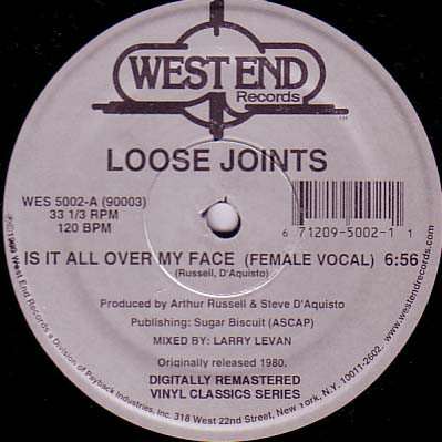 loosejoints