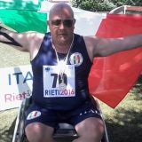 Campoccio atleta paralimpico