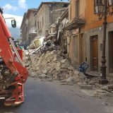 Terremoto amatrice volontari