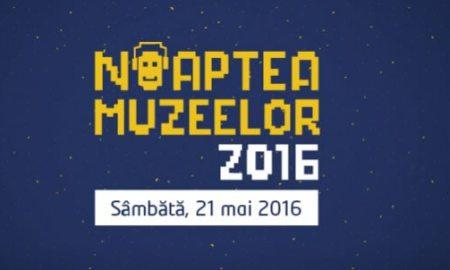 Sigla eveniment Noaptea Muzeelor 2016