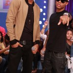 Trey Songz Visits 106 & Park and T.I. Visits Sirius