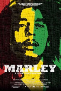 marley poster large 202x300 Celebrity Screening of Marley Allows Fans to Interact With Ziggy Marley on Facebook