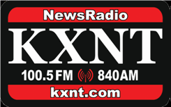 KXNT FM News Radio 100.5 KXNT Adss Chuck Meyer as News Director