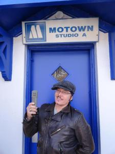 download2 225x300 LOOK: Its Adam Ant Visiting the Motown Museum